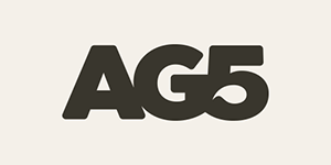 AG5 Logo / Brand Design by upstruct