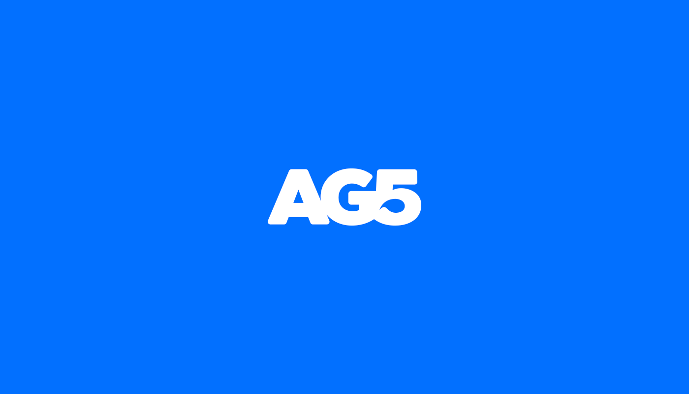 AG5 logo by upstruct