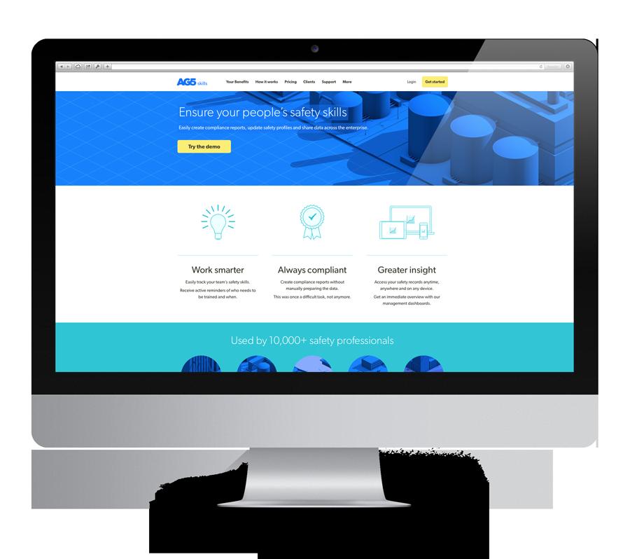 AG5 - Website