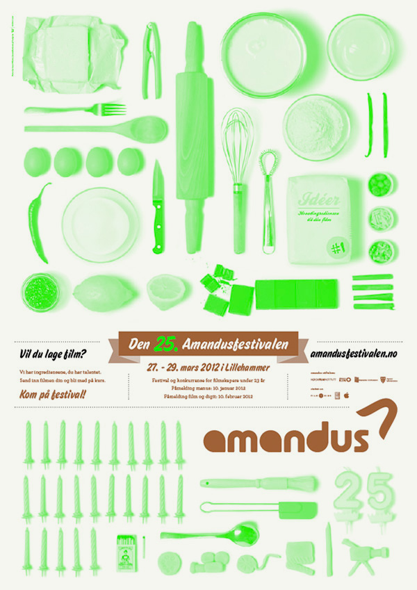 Amandus 2012 Poster by upstruct