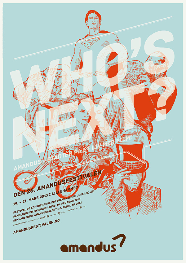 Amandus 2013 Poster by upstruct