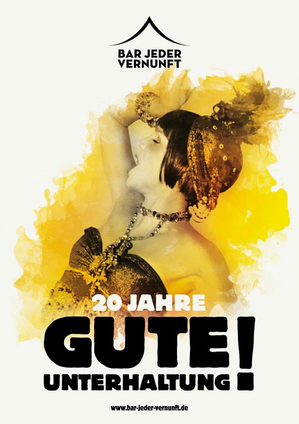 Bar Jeder Vernunft + Tipi Am Kanzleramt - Imagekampagne by upstruct