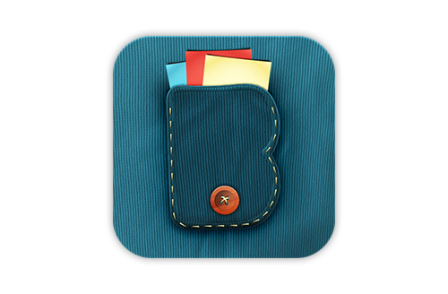 Booklets App Icon by upstruct