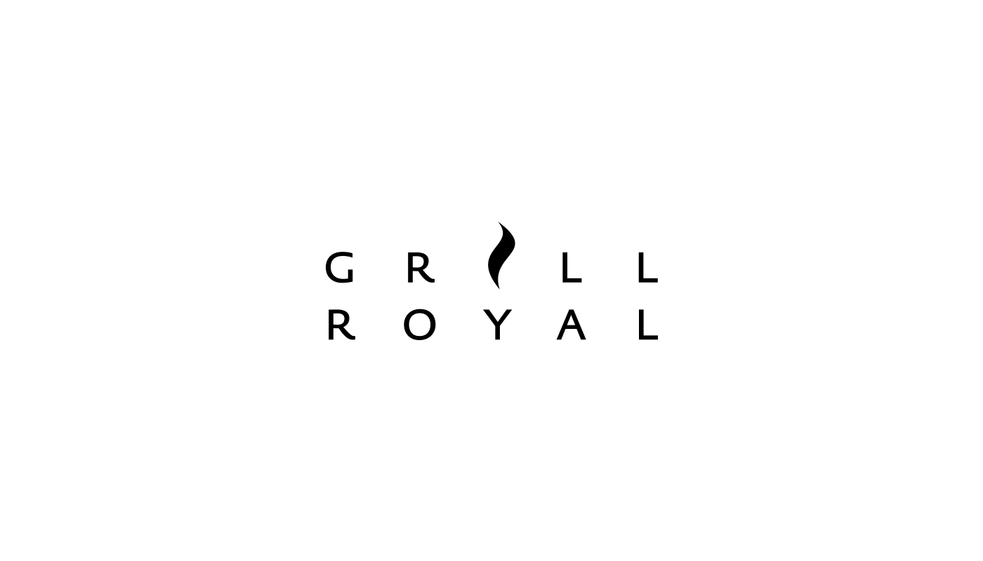 Grill Royal logo by upstruct