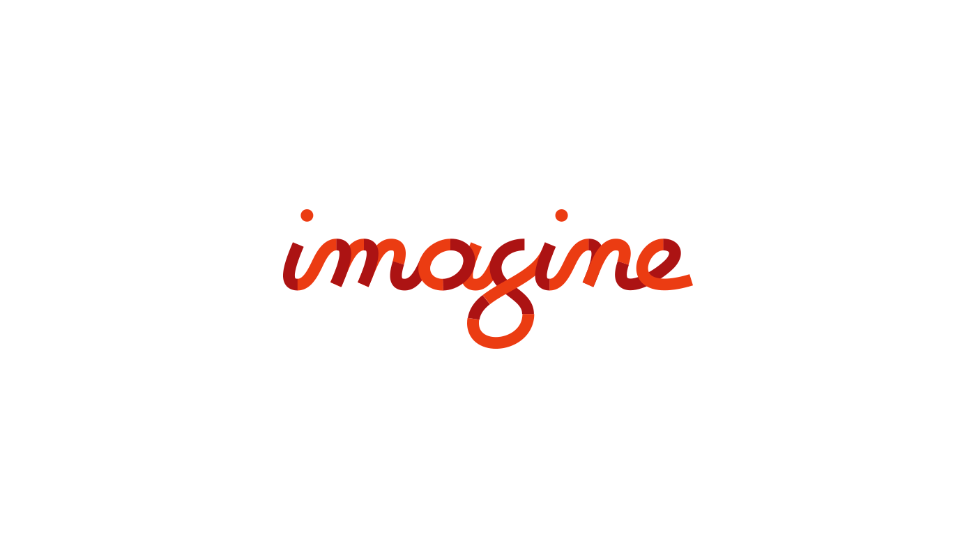 Imagine logo by upstruct
