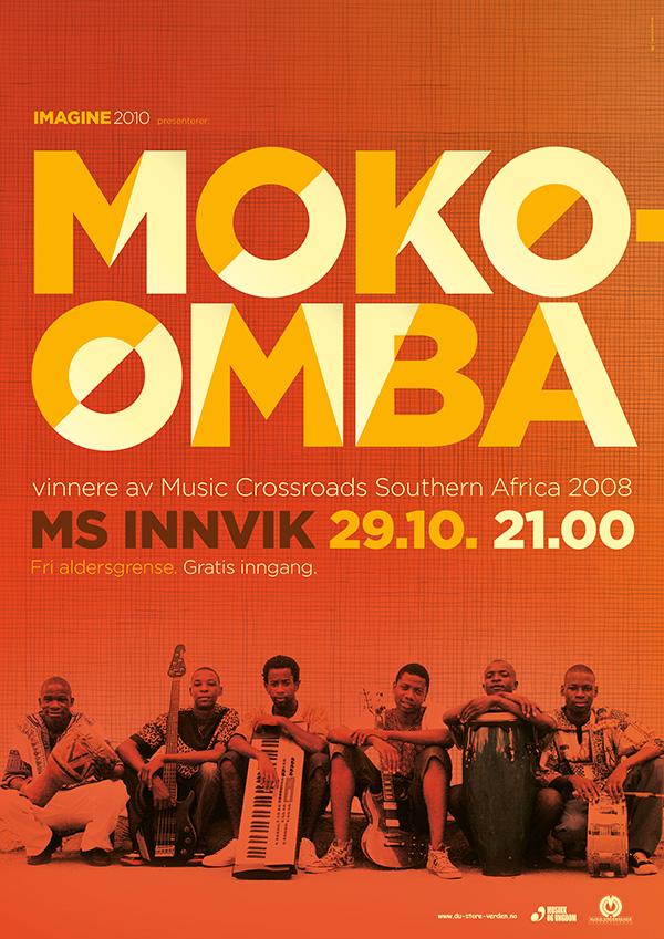 Mokoomba Poster by upstruct