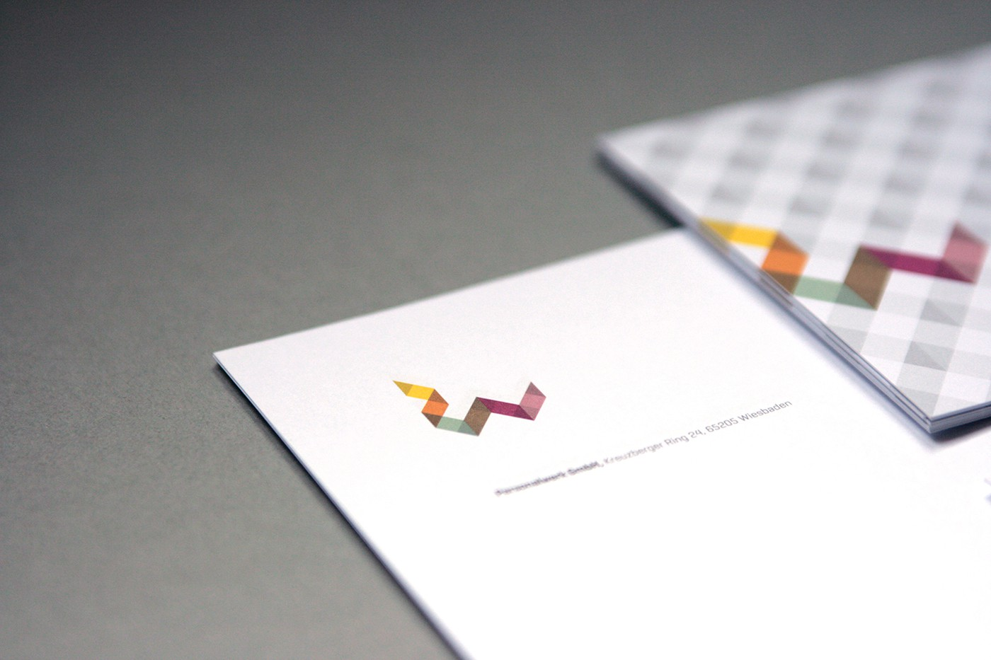 personalwerk brand design by upstruct