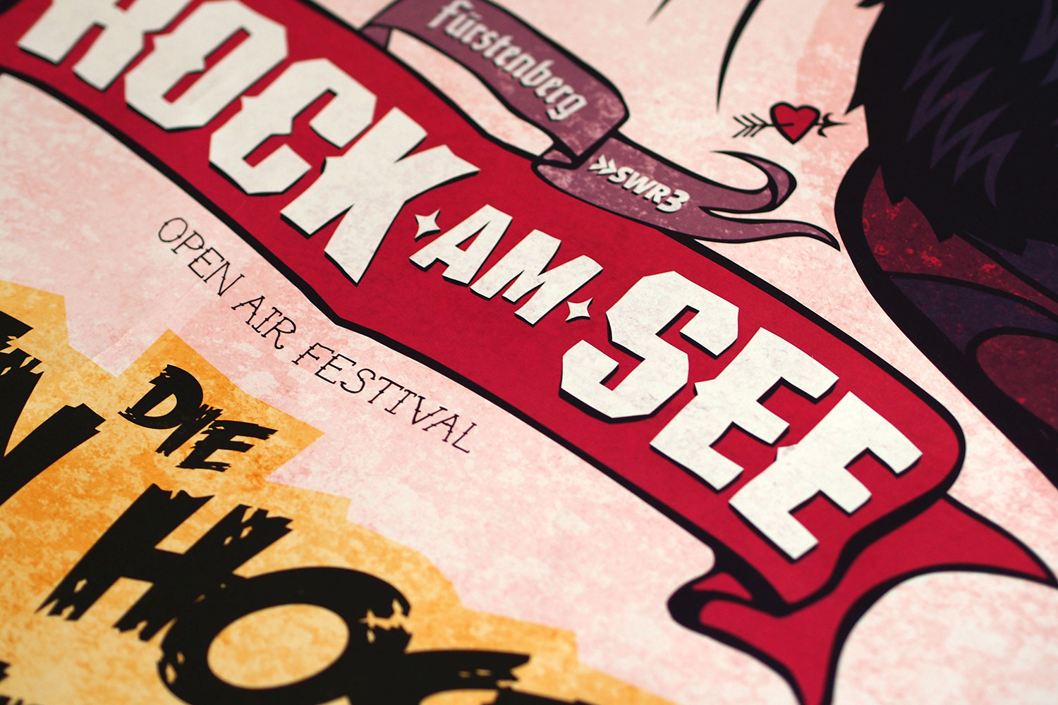 Rock Am See 2013 - Poster