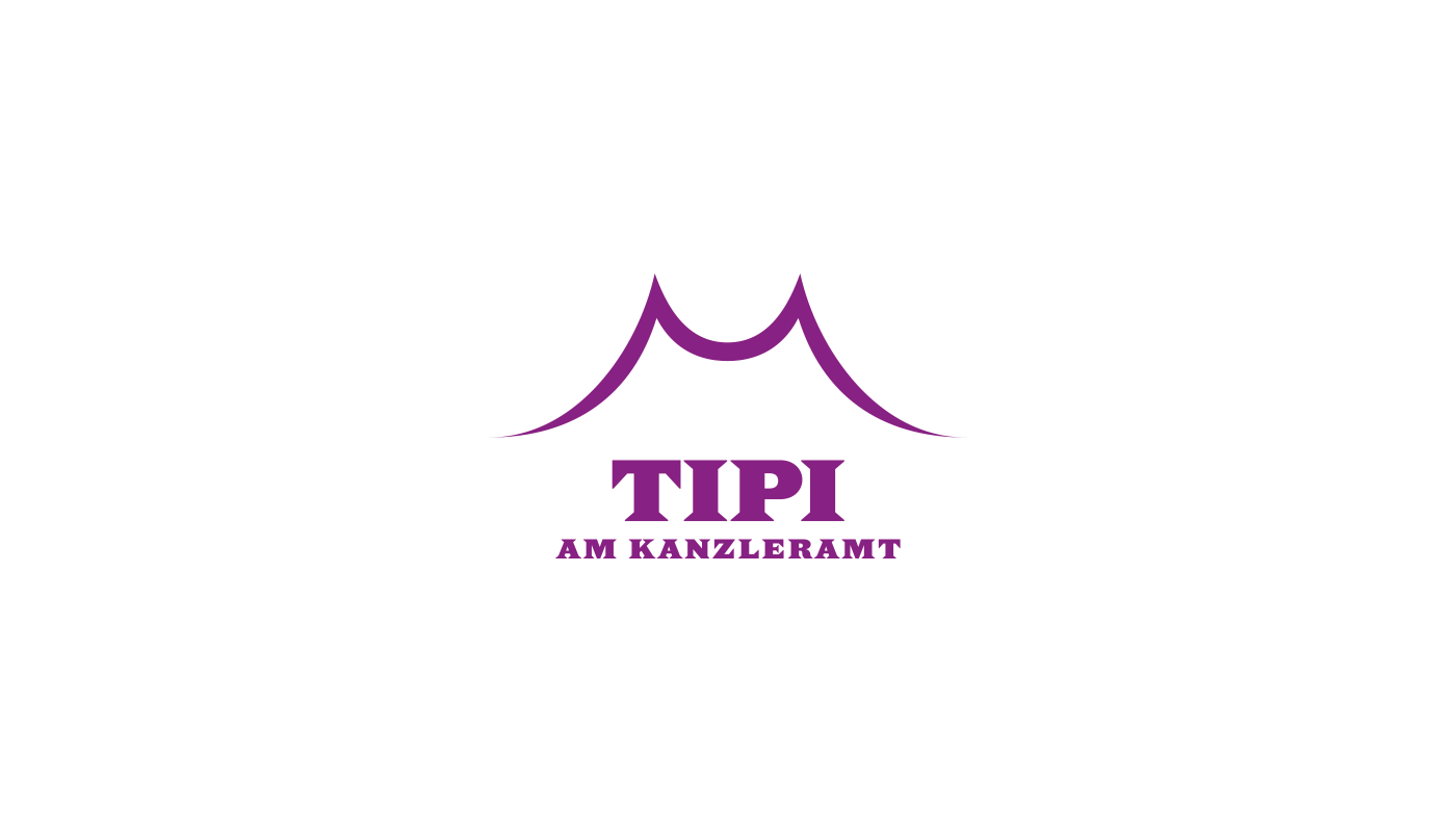 Tipi Am Kanzleramt logo by upstruct